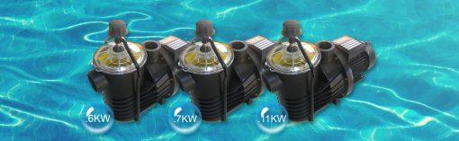 pool pump slider