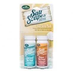 salt scapes test strip