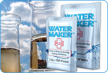 Water makers